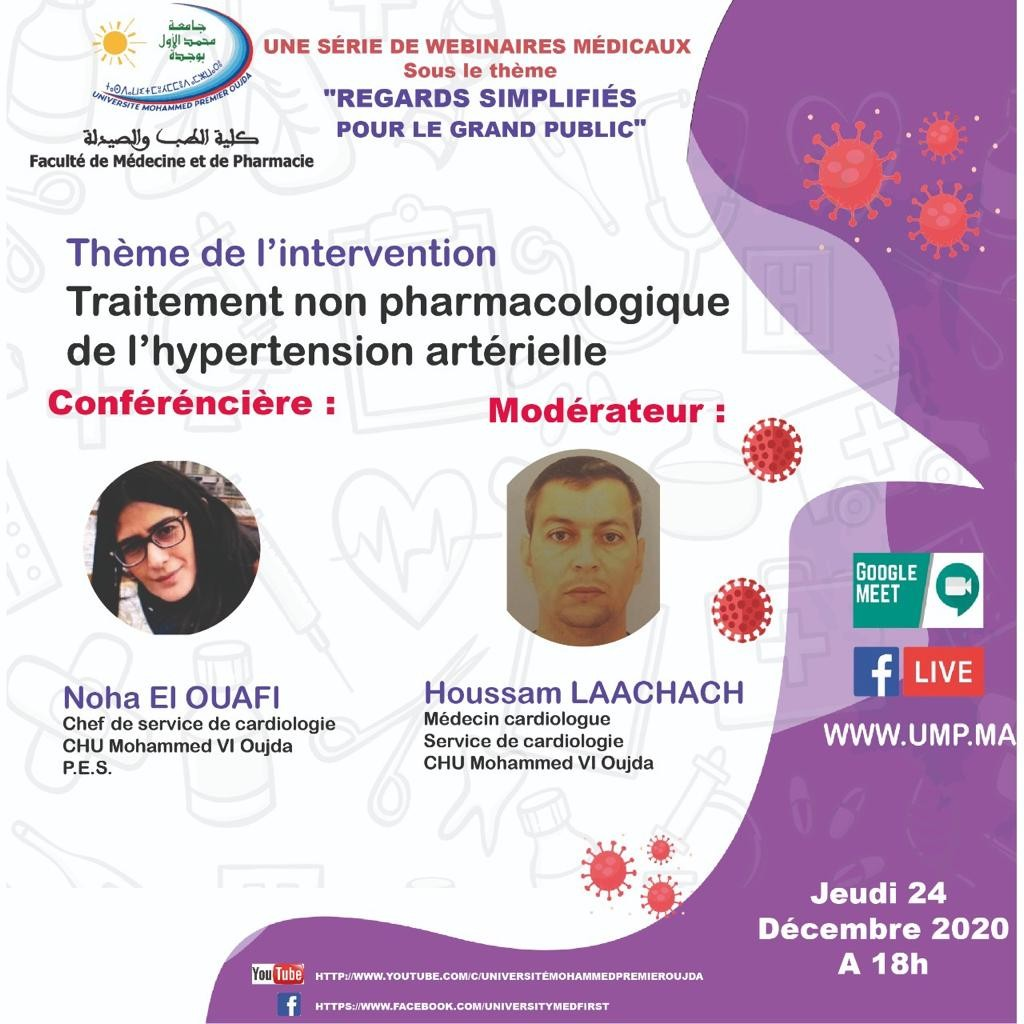Traitement non pharmacologique de l'hypertension artérielle