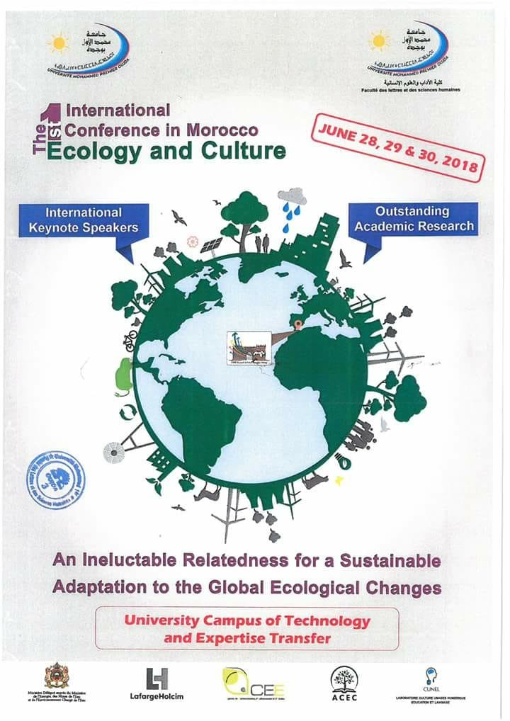 Ecology and Culture : How can Ecology be Communicated through Culture?