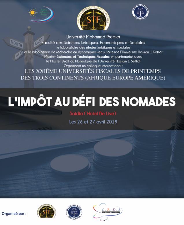 L'impôt au défi des nomades