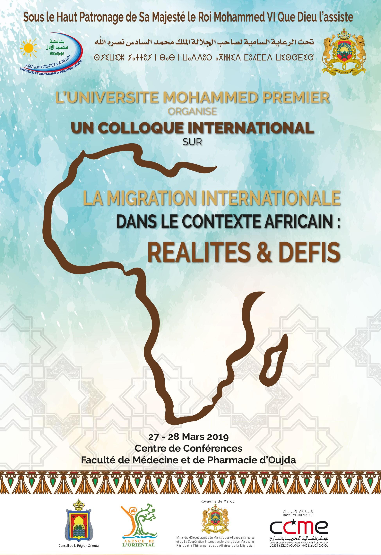 La migration Internationale dans le Contexte Africain : Réalités et Défis